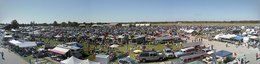 Michigan's Largest Swap Meet
