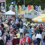 What will you find at the Michigan Antique Festival?