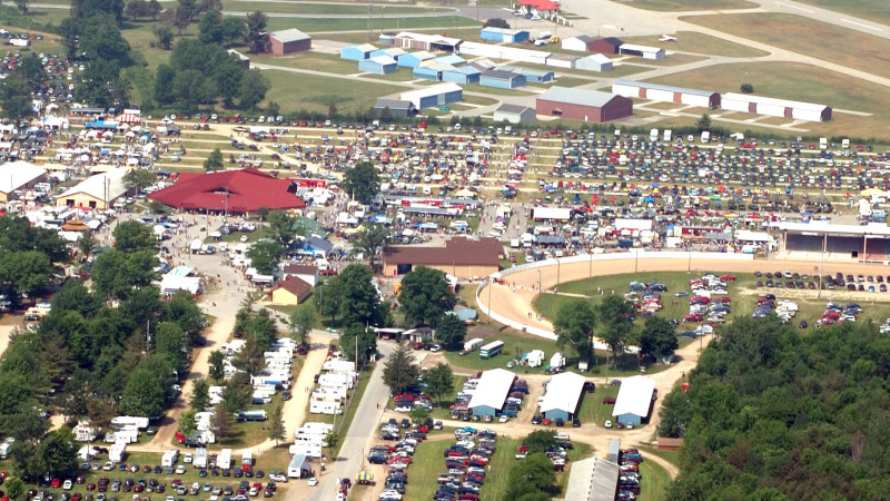 Midland Antique Festival – Michigan Antique Festivals
