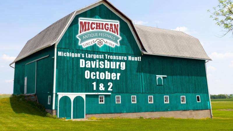 Michigan Antique Festivals – Davisburg